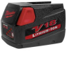 Milwaukee Battery 18 Volt (Single Pack) 48-11-1830 -- 48-11-1830
