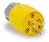 20A Electrical Plug: watertight, straight blade, NEMA 5-20 -- 14W33BRY