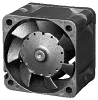 DC Fan D4028-7 (High Efficiency Series) -- D4028X12BPLB1-7