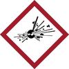 GHS Explosive Picto Label -- 121188 - Image