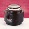 Hand or Foot Operated PVC Shut-off Valve -- MFR -Image