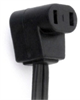 "36"" 90 Degree Power Cord (open wires) -- FPC-90-36 -- View Larger Image"