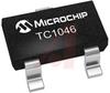 Sensor; High Precision TEMP-to-Voltage Converter (6.25MV/OC), SOT-23B-3-TR -- 70046961 - Image