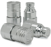 X65 Flat-Face Steel Couplings -- Series 065 -- View Larger Image