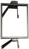 12U Wall-Mount Open Frame Rack -- SRWO12US - Image