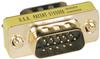 Compact/Slimline VGA Video Gender Changer (HD15 M/M) -- P158-000 - Image