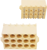 Rectangular Connectors - Headers, Male Pins -- 350588-2-ND