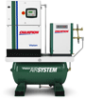 Rotary Screw Compressors -- Vision 5-15hp