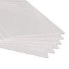 Clear Rigid Vinyl Sheet -- 43315 - Image