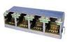 Modular Connectors / Ethernet Connectors -- RJE724881453 -Image