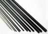 Solid Round Carbon Rods -- 020072