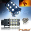 CK TYPE 2 DUAL COLOR CHANGING WHITE AMBER SWITCHBACK 60 LED TURN SIGNAL BULBS 3157 3157NA 3357 3457 4157 4057 | 1 PAIR -- 3157_60_WA2_CK_6K