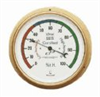 Cole-Parmer Brass Case Humidity Indicator, 0 to 100% RH -- GO-03310-20