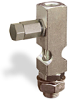"(Formerly B1631-13X-TP), Straight Small Sight Feed Valve, 1/8"" Female NPT Inlet, 5/16""-24 Female Outlet, 1/2""-20 Remote Mounting, Tamperproof -- B1628-416B1TW -Image"