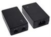 Desktop PoE Injector/Midspan w/ Integral Power Supply, 48VDC @ 20 Watt -- PS4820-POE-1