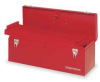 Portable Tool Box,24 Wx 8 Dx 9 H,Stl,Red -- 10J162