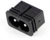 IEC 320 Power Inlet -- RAPC322X