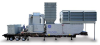 TM2500+ Mobile Aeroderivative Gas Turbine Generator Set (26 - 31 MW)