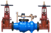 4-350ADA - Double Check Detector Backflow Preventer -- View Larger Image