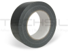 Techsil® 9061 Black Utility Duct Tape 48mm x 50m -- PKTA00010 -Image