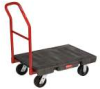 RUBBERMAID Heavy Duty Platform Truck (Sm 24