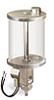 (Formerly B2084-5X02), Full Flow Electro Dispenser, 1 pt Acrylic Reservoir, 24VDC -- B2084-0161AB024DW -- View Larger Image