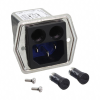Power Entry Connectors - Inlets, Outlets, Modules -- 486-5000-ND - Image