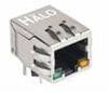 Modular Connectors / Ethernet Connectors -- HFJ11-CMC1E-L21RL -Image