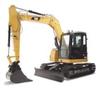 308D CR Hydraulic Excavator - Image