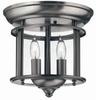 3472PW Flush Mounts-Cage Style -- 790359