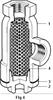 Brass Strainer -- Fig 4