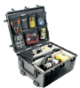Pelican 1690 Case with Foam - Black -- 1690-000-110