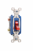 Toggle Switches, Industrial Grade -- PS15AC3RPL - Image