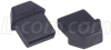 USB Protective Cover for Type A Jacks, Pkg/10 -- CAPUSB-A