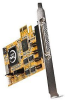 StarTech.com 4 Port PCI Express RS232 Serial Adapter Card wi -- PEX4S950