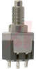 Switch, Pushbutton, Subminiature, 1/4 In-40 Threaded Busing and Solder Lug Term -- 70192140