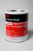 3M™ Scotch-Weld™ Neoprene High Performance Rubber and Gasket Adhesive 1300L Yellow, 1 qt, 12 per case -- 1300L