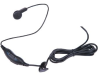 K-205 Ear-Microphone with PTT/ VOX Switch. Surveillance Type w/ right angle connector For KENWOOD -- K-205
