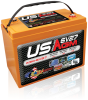 6-Volt Sealed AGM Battery -- US AGM 6V27