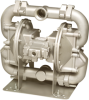 Diaphragm Pump with Flap - Heavy Duty -- HDF Pumps - Air Operated