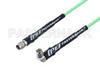 SMA Male to SMA Male Right Angle Low Loss Cable 100 CM Length Using PE-P160LL Coax -- PE3C5246-100CM -Image
