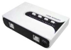 USB 2.0 Crossover 2 to 4 Peripheral Sharing Switch -- 150461