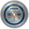 Oshlun SBF-100080 10-Inch 80 Tooth TCG Saw Blade with 5/8.. -- SBF-100080
