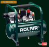Hand Carried Air Compressors -- JC10