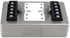 Indoor DIN Mount High Power Telephone/DSL Lightning Surge Protector - Screw Terminals -- HGLND-D2-DT -Image