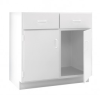 ProGard NU-30 Double Drawer/Door Combination Unit