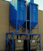 Bagtron BT Series Baghouse Dust Collector -- BT-25-6