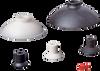 Flat Vacuum Cups with Curved Lip -- SFU-D