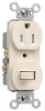 Combination Switch/Receptacle -- 691-TRLA -- View Larger Image