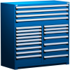 Heavy-Duty Stationary Cabinet (Multi-Drawers) -- R5KKE-5817 -Image